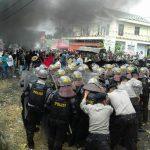 Dua Warga Ditembak Polisi Akibat Demo di Kantor KPU Bolmong
